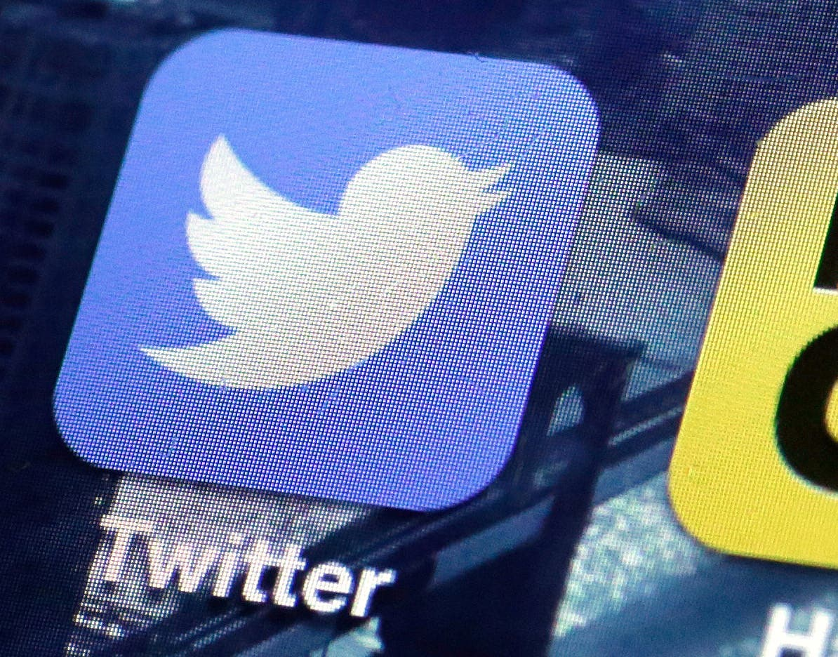 """Twitter suspended accounts of several prominent members of the so-called """"alt-right"""" in an apparent purge on Nov. 16, 2016. (AP)"""