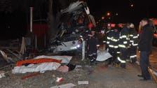 Turkish ski bus accident kills 11, injures 44