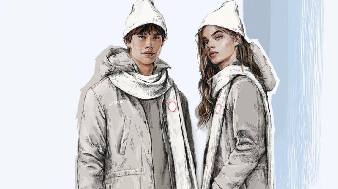 لباسهای «بیطرفانه» ورزشکاران روسیه در المپیک زمستانی!