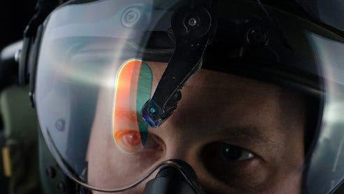 خوذة بمواصفات خاصة لتحسين الرؤية نهاراً وليلاً بحلول عام 2020