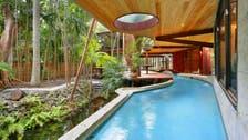 'خوابوں' کا گھر جس کی راہ داریاں پانی کی نہر ہے'