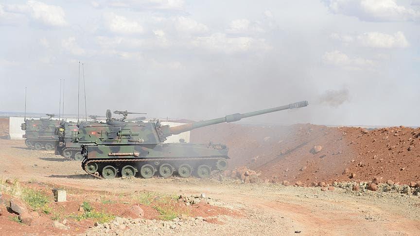 تانکهای ارتش ترکیه
