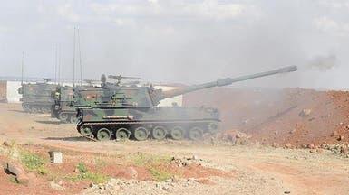 أكراد يتهمون روسيا بقصف عفرين ويعلنون النفير العام