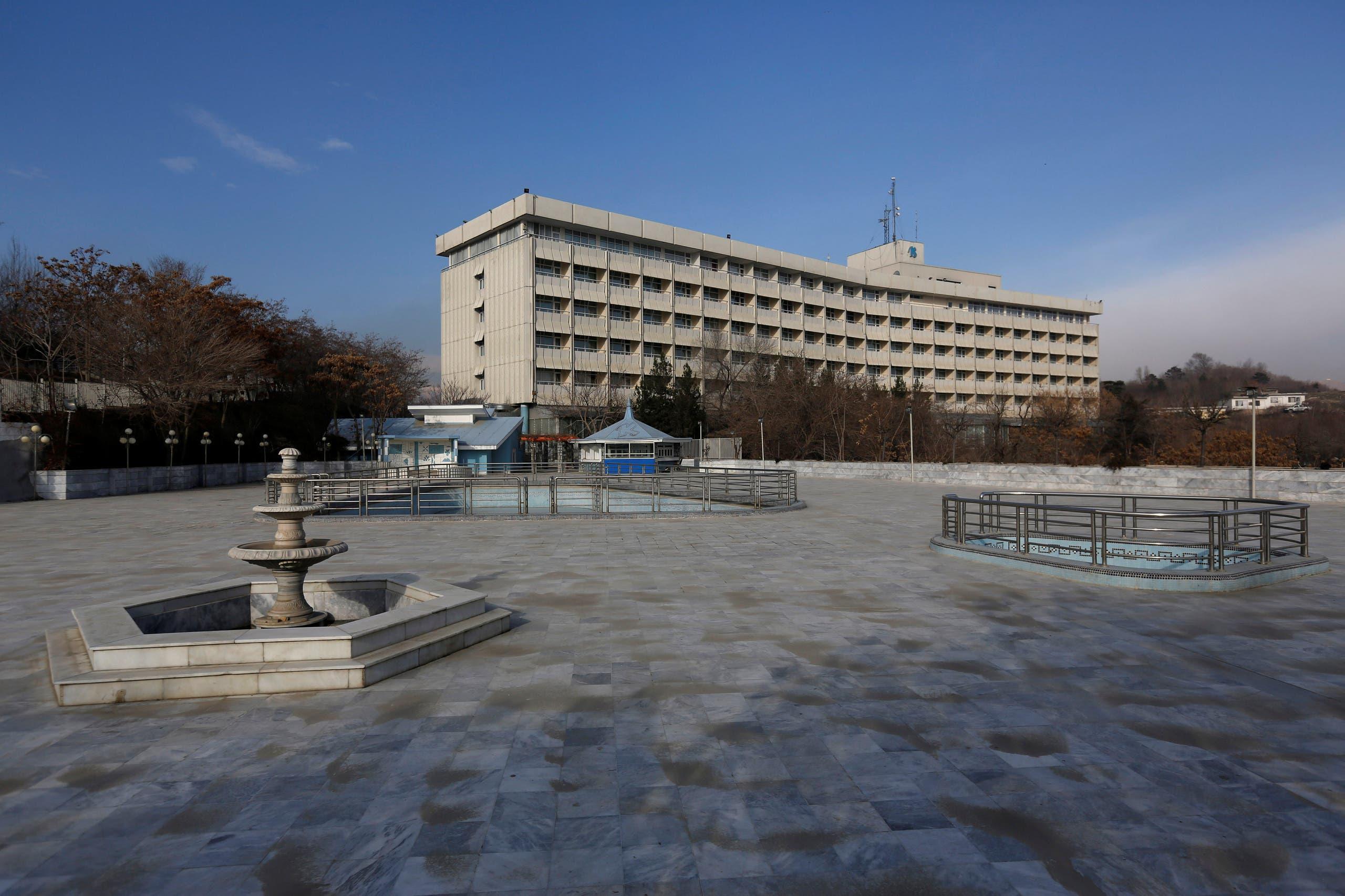 فندق انتركونتيننتال في كابول