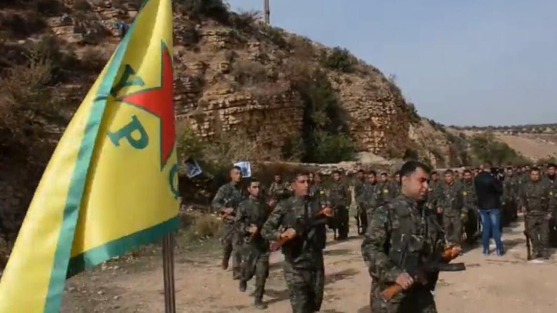 قوات حماية الشعب الكردية