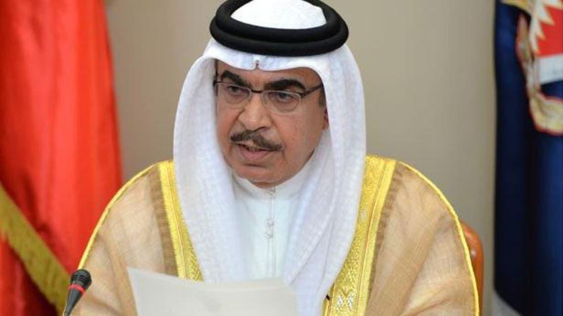 وزير داخلية البحرين الفريق الركن الشيخ راشد بن عبدالله آل خليفة