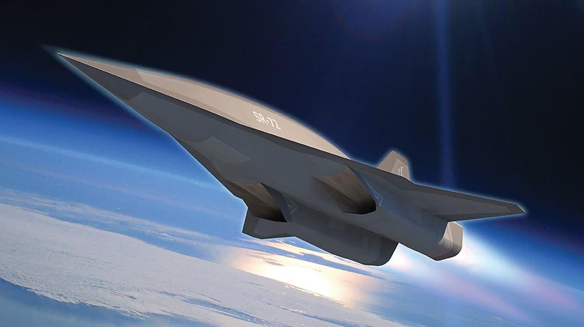 طائرة تجسس أميركية فرط صوتية