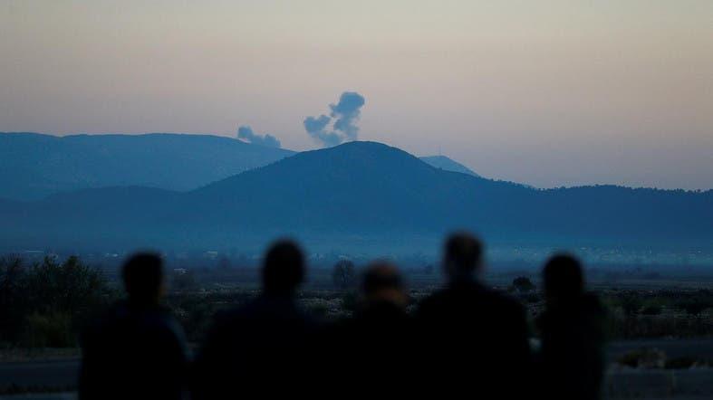 Ten killed in Turkish attack on Kurdish-held Syrian region