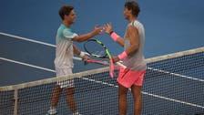 Nadal weathers blast from pocket rocket Schwartzman
