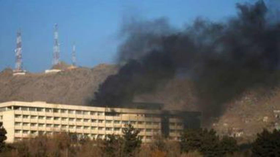 گروه طالبان مسئولیت حمله بر هوتل انترکنتننتل کابل را به عهده گرفت