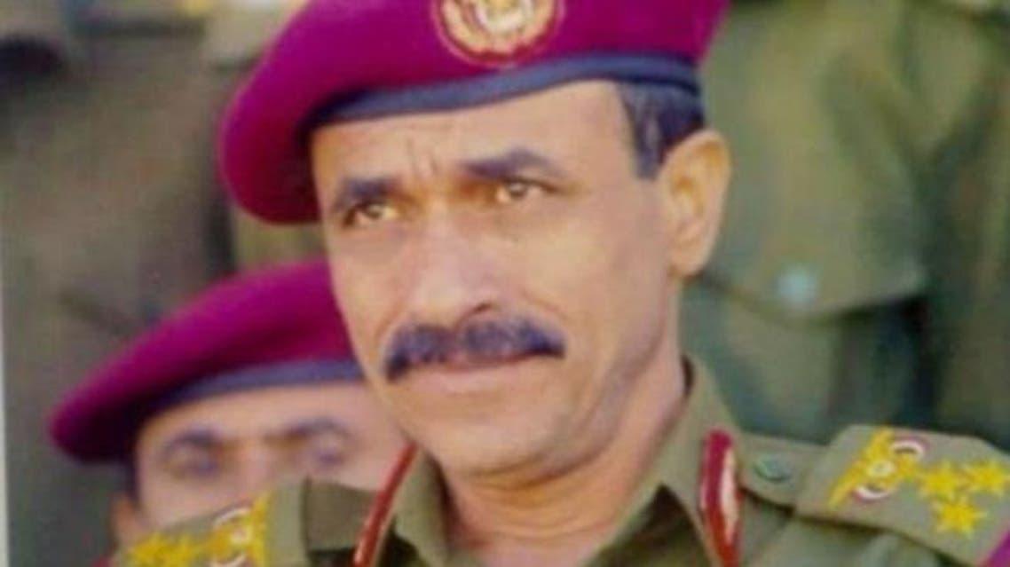 اللواء علي صالح الأحمر