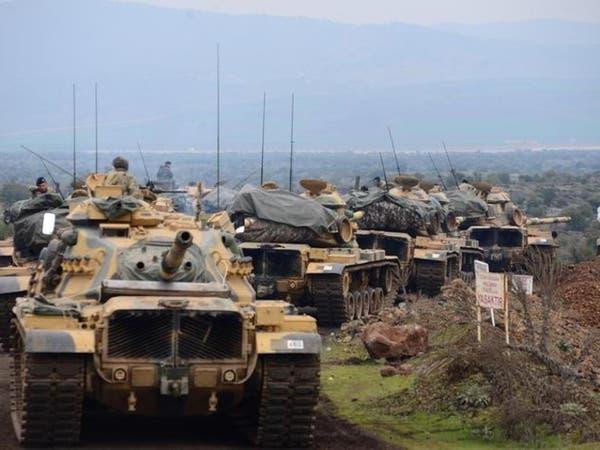 تدريبات تركية أميركية لإجراء دوريات مشتركة في منبج