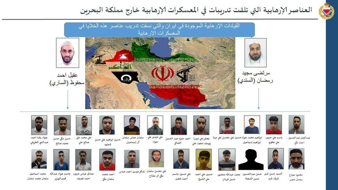 Bahrain: Hezbollah supports terror cells targeting our security
