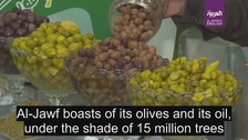 VIDEO: Olive Festival in Saudi Arabia's al-Jawf records $2.9 mln in sales