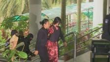 شاهد قاتلتي أخي زعيم كوريا الشمالية بغاز الأعصاب!
