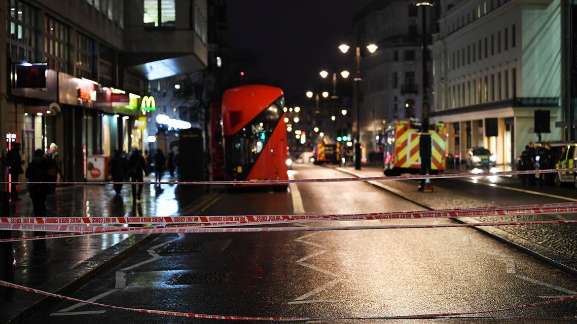 إجلاء المئات بعد تسرب كبير للغاز بشارع في لندن