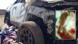 ما مصير السعودي الذي بترت يده في الحادث الشنيع؟