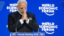Globalization is losing its luster, India's Modi tells Davos summit
