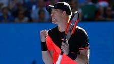 Britain's Kyle Edmund beats Grigor Dimitrov to reach Australian Open semis