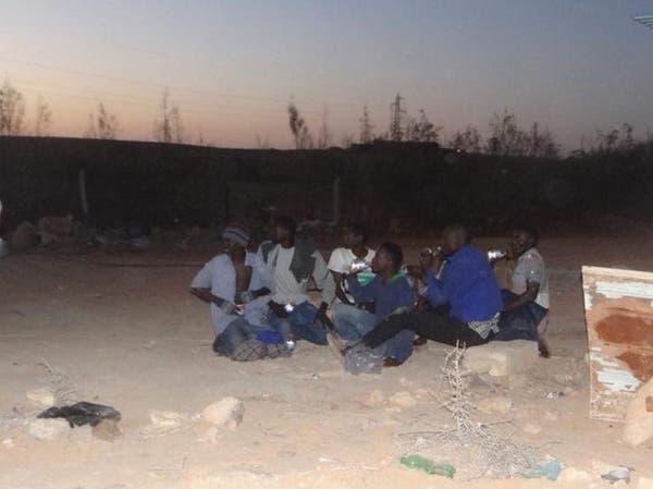 ليبيا.. القبض على المتورطين بتعذيب مهاجرين