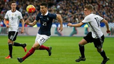 ألمانيا تصطدم بفرنسا وهولندا في مجموعة نارية