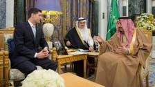 سعودی شاہ اور ولی عہد سے امریکی ایوان نمائندگان کے اسپیکر پال ریان کی ملاقات