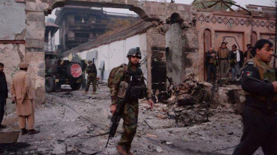 Afghanistan Jalalabad Blast