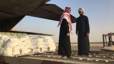 بالصور.. فايز المالكي ومشاهير السعودية في مأرب اليمنية