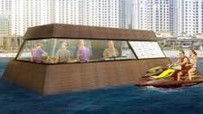 World's first 'floating kitchen' serves up burgers off Dubai's coast