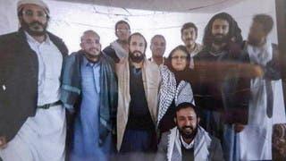 بالصور.. هؤلاء أبناء وأقارب صالح المعتقلون لدى الحوثي