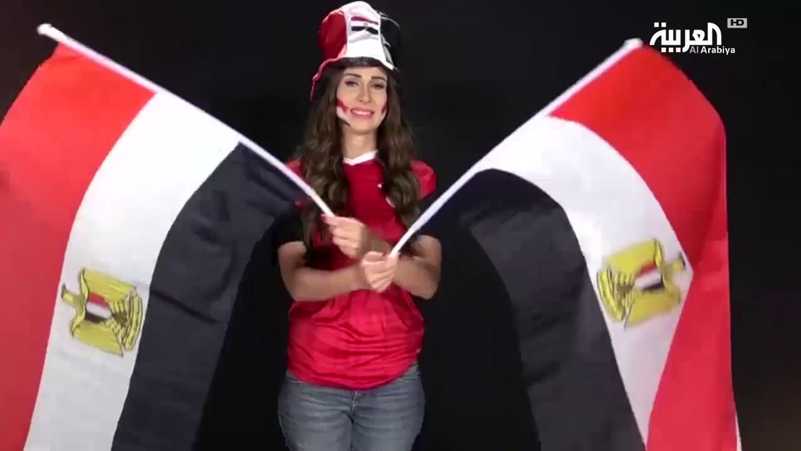 All-female supporters' group form to cheer on Egypt in FIFA 2018