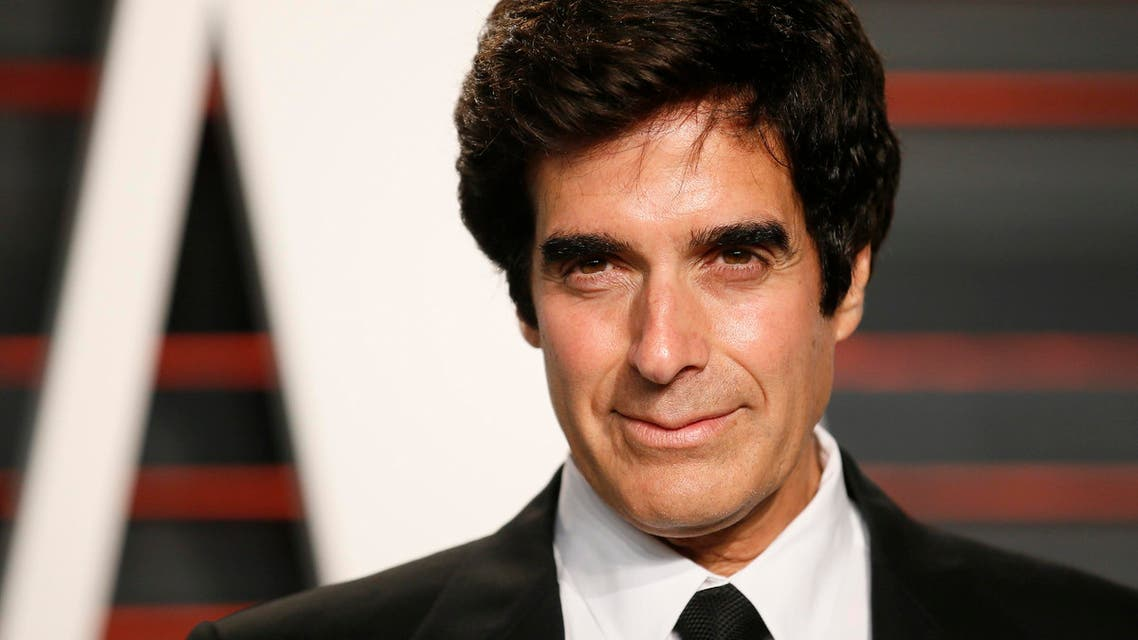 Magician David Copperfield arrives at the Vanity Fair Oscar Party in Beverly Hills, California February 28, 2016. (Reuters)