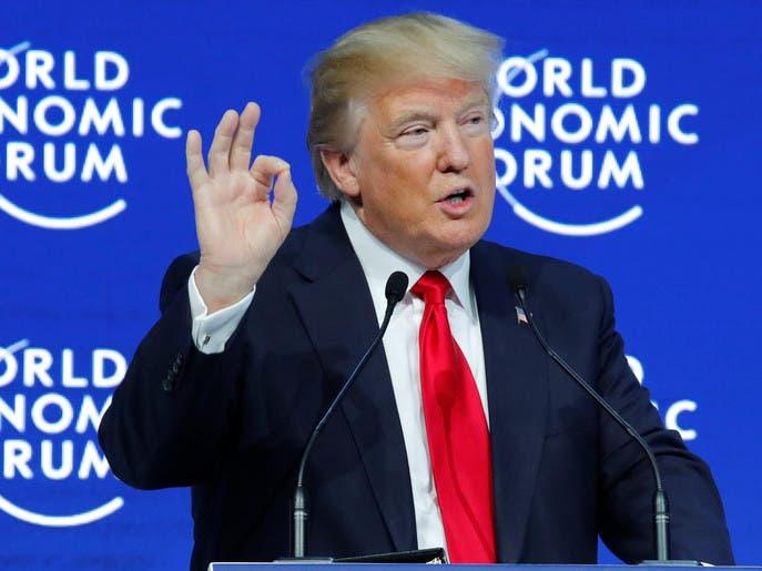 ترمب: أميركا مفتوحة للأعمال وليس للتجارة غير العادلة