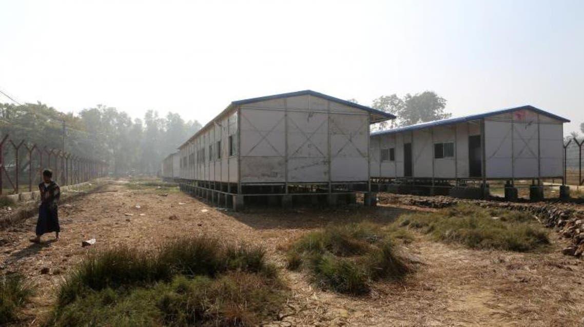 Where Myanmar plans to house returning Rohingya