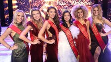 Newly elected Miss Belgium faces racist abuse on social media