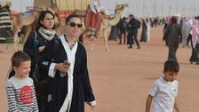 King Abdulaziz Camel Festival attracts citizens as well as foreigners