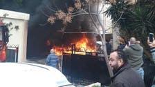 لبنان يؤكد تورط إسرائيل في تفجير استهدف مسؤولاً من حماس