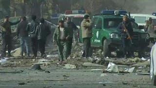 12 قتيلا بانفجار قرب وزارة بكابول.. وداعش يتبنى