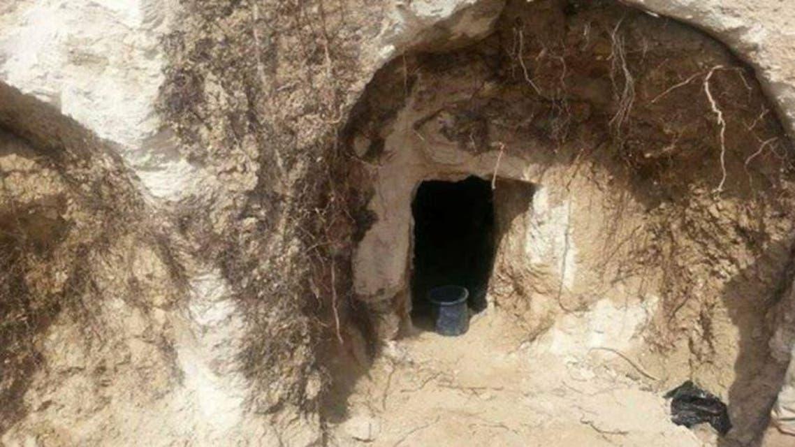 مقبرة أثرية في فلسطين