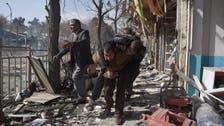 Nearly 100 killed in ambulance blast in Afghan capital Kabul