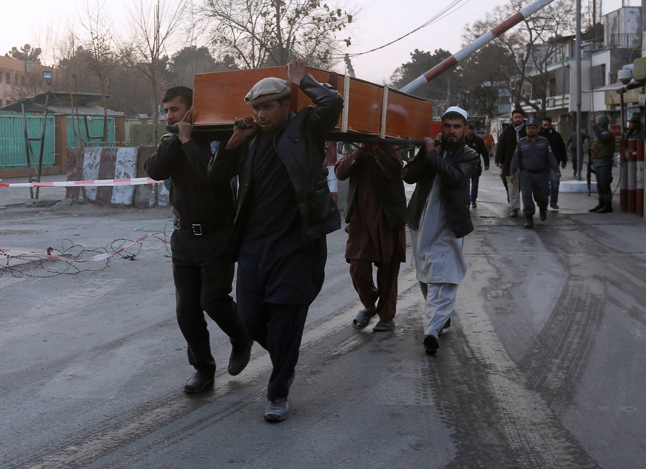 عشرات القتلى سقطوا ضحايا
