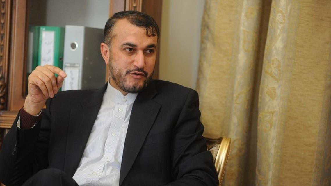 أمير حسين عبداللهيان