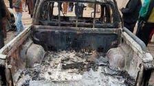 امریکی طیارے نے عراقی فورسز پر بم گرا دیا ، 8 ہلاک