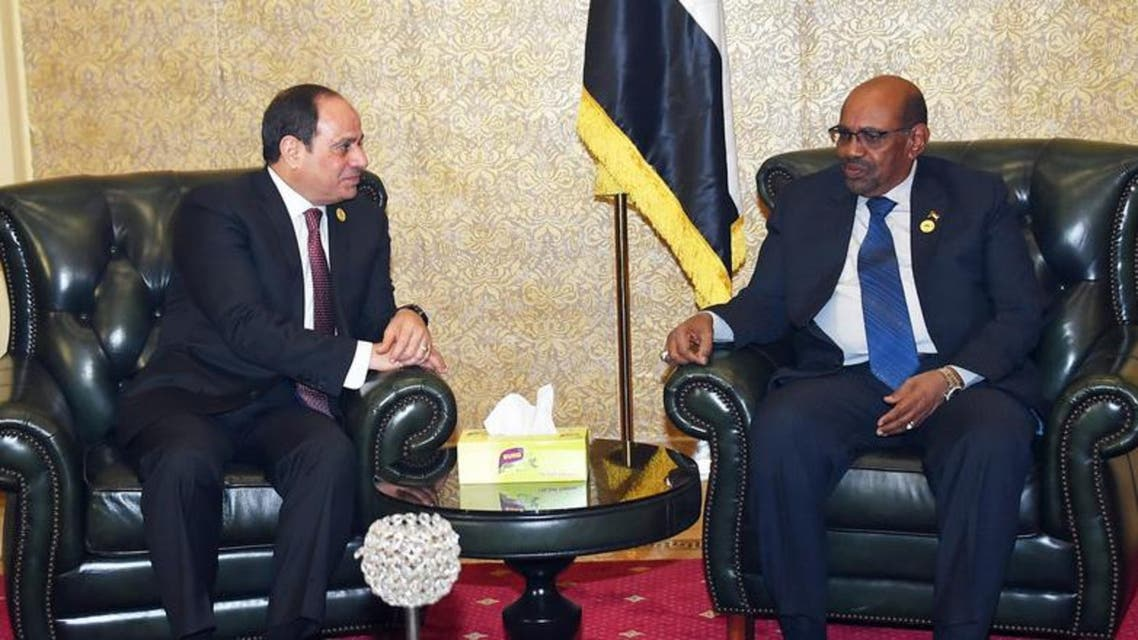 The meeting comes amid tensions between the two countries due to talks on the Nile dam. (Supplied)