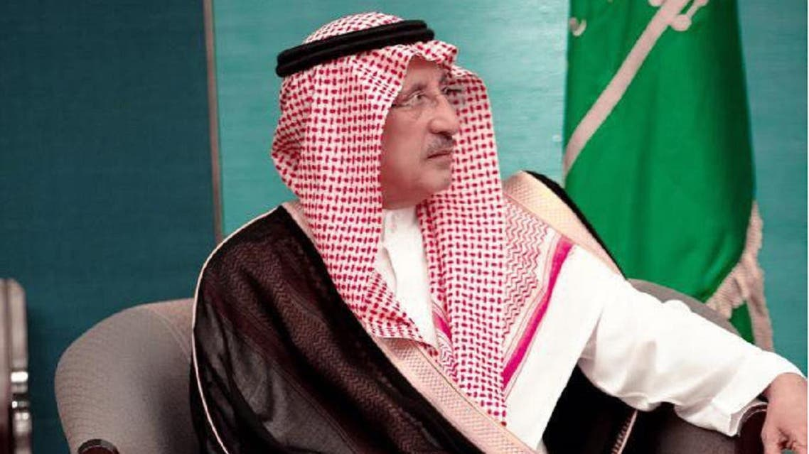 Prince Turki bin Nasser bin Abdulaziz stressed his absolute loyalty to the Saudi King Salman bin Abdulaziz. (Supplied)