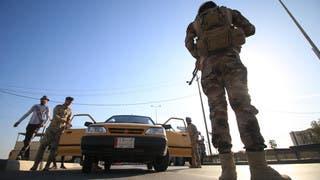 قوات الأمن في البصرة (أرشيفية)