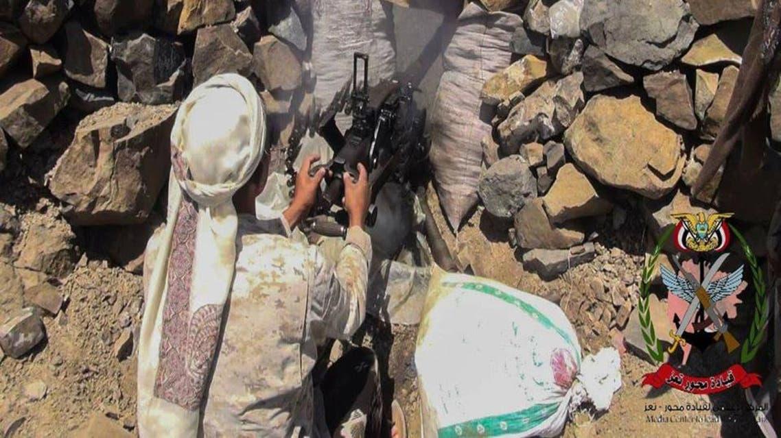 من معارك تعز - اليمن 3