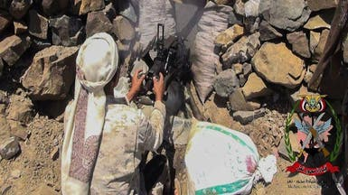 الجيش اليمني: العمليات في تعز مستمرة ضمن خطة التحالف