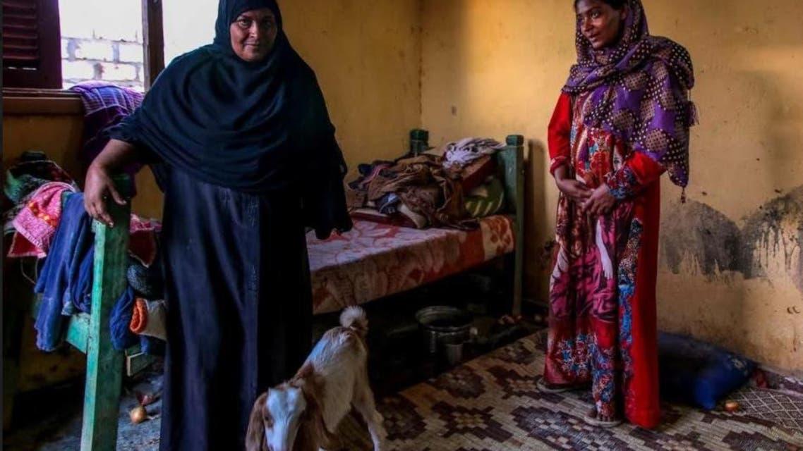 """السماحة"""" قرية مصرية للنساء فقط.. وممنوع دخول الرجال!"""