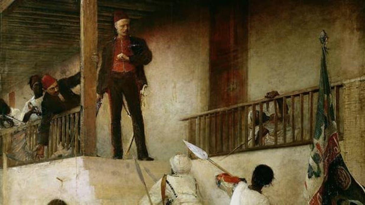 كيف تحطمت أسطورة أشهر قائد إنجليزي في الخرطوم